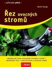 Kniha Řez ovocných stromů Martin Stangl