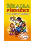 Kniha Říkadla a písničky pro maličké dětičky - Iva Mušálková