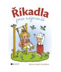 Kniha Říkadla pro nejmenší Helena Zmatlíková