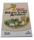Kniha Říkání o víle Amálce Václav Čtvrtek