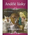 Kniha s kartami Andělé lásky Doreen Virtue