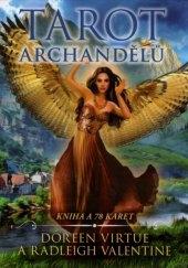 Kniha s kartami Tarot archandělů Doreen Virtue