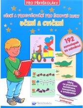 Kniha s nálepkami Učení a cvičení