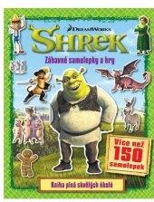 Kniha Shrek