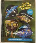 Kniha Silné vojenské stroje - Jednoduché sestrojení
