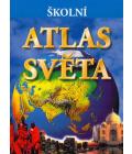 Kniha Školní atlas světa Philip Steele