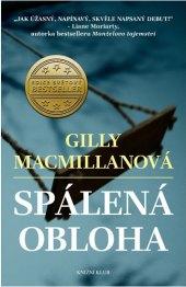 Kniha Spálená obloha Gilly Macmillanová