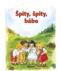 Kniha špity, špity, bábo