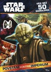Kniha Star Wars - Povstání kontra Impérium