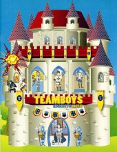 Kniha Teamboys Knights Castles