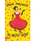 Kniha Tři metry vášně Halina Pawlowská