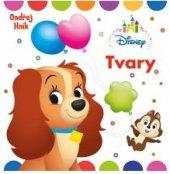 Kniha Tvary Disney