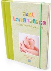 Kniha Tvůj fotodeníček od těhotenství do tří let