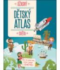 Kniha Úžasný dětský atlas