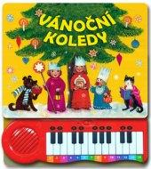 Kniha Vánoční koledy s klávesy