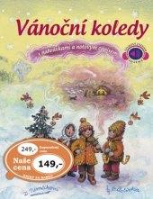 Kniha Vánoční koledy s nahrávkami a notovým zápisem - B. Polívla