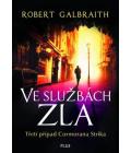 Kniha Ve službách zla Robert Galbraith