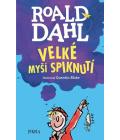 Kniha Velké myší spiknutí Roald Dahl