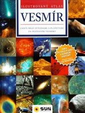 Kniha Vesmír - ilustrovaný atlas