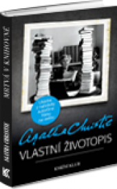 Kniha Vlastní životopis Agatha Christie
