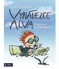 Kniha Vynálezce Alva Klára Smolíková