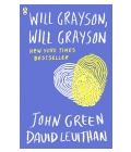 Kniha Will Grayson John Green, David Levithan