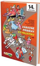 Kniha Zábavné příběhy Čtyřlístku