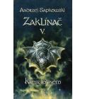 Kniha Zaklínač V. Křest ohněm Anorzej Sapkowski