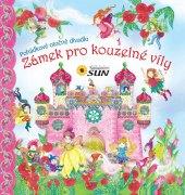 Kniha Zámek pro kouzelné víly - panoramatické leporelo