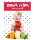 Kniha Zdravá výživa pro nejmenší Marta Jas Baran