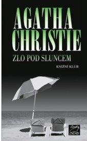 Kniha Zlo pod sluncem Agatha Christie