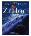 Kniha žraloci Claire Llewellyn
