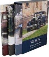 Knihy Wikov továrna automobilu I., II., III.