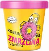 Zmrzlina Koblihová v kelímku Pinko