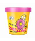 Koblihová zmrzlina v kelímku Pinko