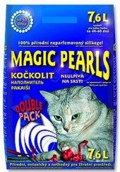 Stelivo pro kočky Magic Pearls Agros