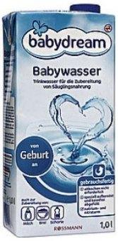 Kojenecká voda Babydream