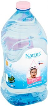 Kojenecká voda Nartes