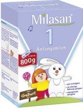 Kojenecká výživa Milasan