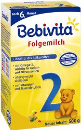 Kojenecké mléko Bebivita