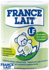 Kojenecké mléko bez laktózy France Lait