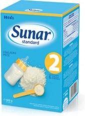 Kojenecké mléko Standard Sunar