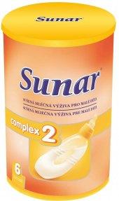 Kojenecké mléko Sunar Complex - dóza