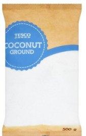 Kokos mletý Tesco