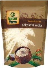 Kokosová mouka Natur farm