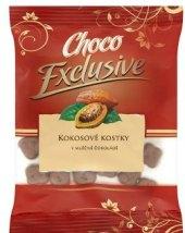Kokos kostky v čokoládě Poex