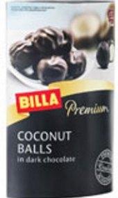 Kokosové kuličky v čokoládě Billa Premium