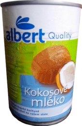 Kokosové mléko Albert Quality