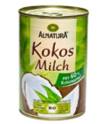 Mléko kokosové Bio Alnatura