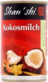 Kokosové mléko Shan'shi